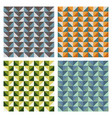 abstract creative concept multicolored background vector image vector image