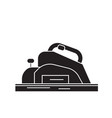 joinery machine black concept icon joinery vector image vector image