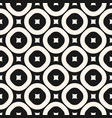 simple geometric seamless pattern with squares vector image vector image