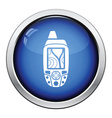 Portable GPS device icon vector image vector image