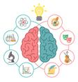 Brain Concept vector image