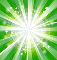 Bright background with rays2 vector image vector image