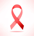 breast cancer awareness pink ribbon eps 10 vector image vector image