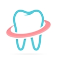 Dentist tooth logo design template Dental clinic vector image vector image