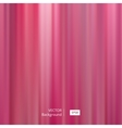Abstract Pink Striped and Blurred Background vector image