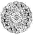 DoodleGerl-18-1 vector image vector image
