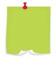 Sticky note5 resize vector image
