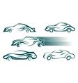 Modern cars design elements