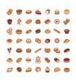 icons bakery