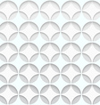 paper hole seamless pattern abstract background vector image