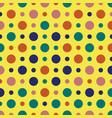 vintage pattern bohemian delight color vector image vector image