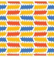memphis style geometric stripes seamless vector image vector image