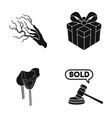 tools profession hobbies and other web icon in vector image