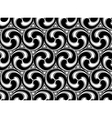 Seamless Monochrome Background vector image