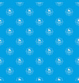 building agency pattern seamless blue vector image vector image
