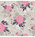 Seamless floral pattern Background with flowers