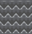 seamless pattern of geometric shapes vector image