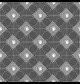 cellular geometric pattern seamlessly repeatable vector image vector image