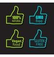 Gmo Free 100 Natutal Vegan Food and Gluten Free