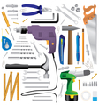 Household tools vector | Price: 1 Credit (USD $1)