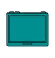 tablet gadget icon image vector image vector image