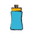 water sport bottle vector image vector image