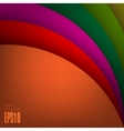 Arc modern background vector image vector image