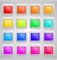 color screens vector image