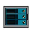 data server files icon image vector image vector image