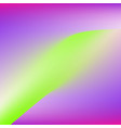 plastic pink proton purple and ufo green trend vector image vector image