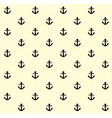 anchor background vector image