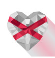 logo symbol of love northern ireland vector image