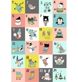 Merry Christmas Advent calendar Xmas poster