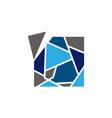 mosaic management vector image