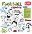Soccer icon set on vector image vector image