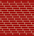 brickwall stone wall repeatable pattern with vector image