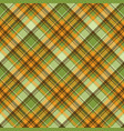 bright color check plaid seamless pattern vector image vector image