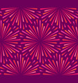 purple seamless pattern vector image