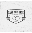 save date badges cards and labels for any use vector image