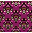 seamless pattern ethnic colorful vector image