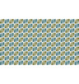 green ultramarine background tile ceramic floor vector image vector image