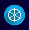 valve icon button logo symbol concept vector image vector image