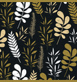 Color pattern with sparks of leaves and branches