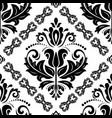 orient seamless background vector image