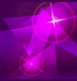 violet purple abstract background vector image vector image