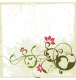 antique vintage background vector image vector image