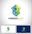 Ex Company Logo vector image vector image