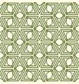 minimalistic vintage geometric seamless pattern vector image