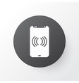 mobile access point icon symbol premium quality vector image vector image