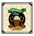 saint patricks day cartoons vector image vector image